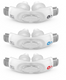 AirFit P30i Small Frame System, With Pillow Cushion – no headgear (63853,63855,63857) (view)
