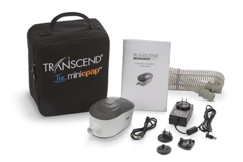 Transcend 3 miniCPAP