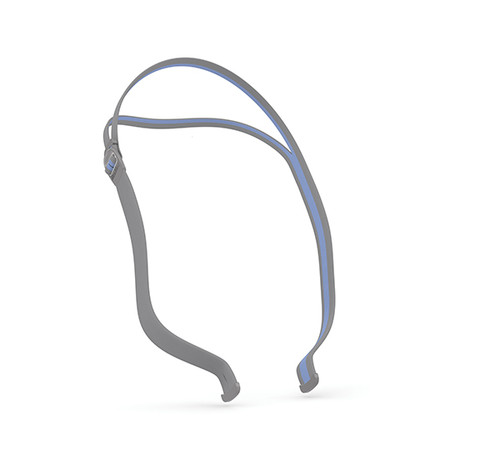 ResMed N30 QuickFit™ headgear easily slips on and off