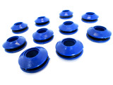10 Pairs Self Sealing Grommets Plastic Snap Eyelet Tarpaulin Repair  New TL005