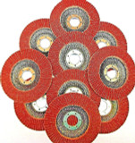 115mm 80 Grit Flap Discs Pack of 10 for Grinder,Abrasives Tz AB011 New