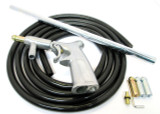 Heavy Duty Air Sandblaster Kit  Grit Shot Blaster Kit New  AT024