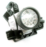 19 LED Head Lamp Torch / Light 4 Settings for Camping / Fishing New TO177