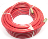 "Air Line Hose 10MM x 15MT 3/8"" Male Fitting New  By U.S Pro 8046 Compressors"
