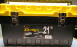 Strongo Meta 21'' Toolbox Builders, Plumbers, Carpenters etc NEW TB087