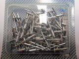 100pc Blind Rivets 4.0mm x 10mm TZ RV007