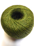 Green Jute / Twine / String / Ball Of Plant Tying Rope TD012