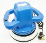 Two Hand Orbital Car Polisher with 2 Lambs Wool Bonnets  240mm (10 inch)  PW091