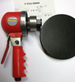 "Air D.A. Sander with 6"" Rubber Pad TZ AT014"