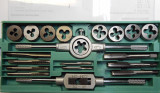 20pc Tap & Die Set (Metric) Engineering TP101 New