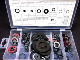 125pc Assorted Tap Ring /  Washer / O Ring / Gasket Set / Kit  TZ  HW175