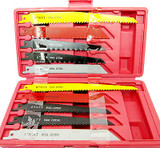 10 Piece Reciprocating Saw Blade Set New Tz  PA074 Carpentry- Joiners - Etc