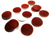 "100 Pack Hook & Loop Sanding Grinding Abrasive Pad Mixed Grit Discs 2""(50mm) 8113"