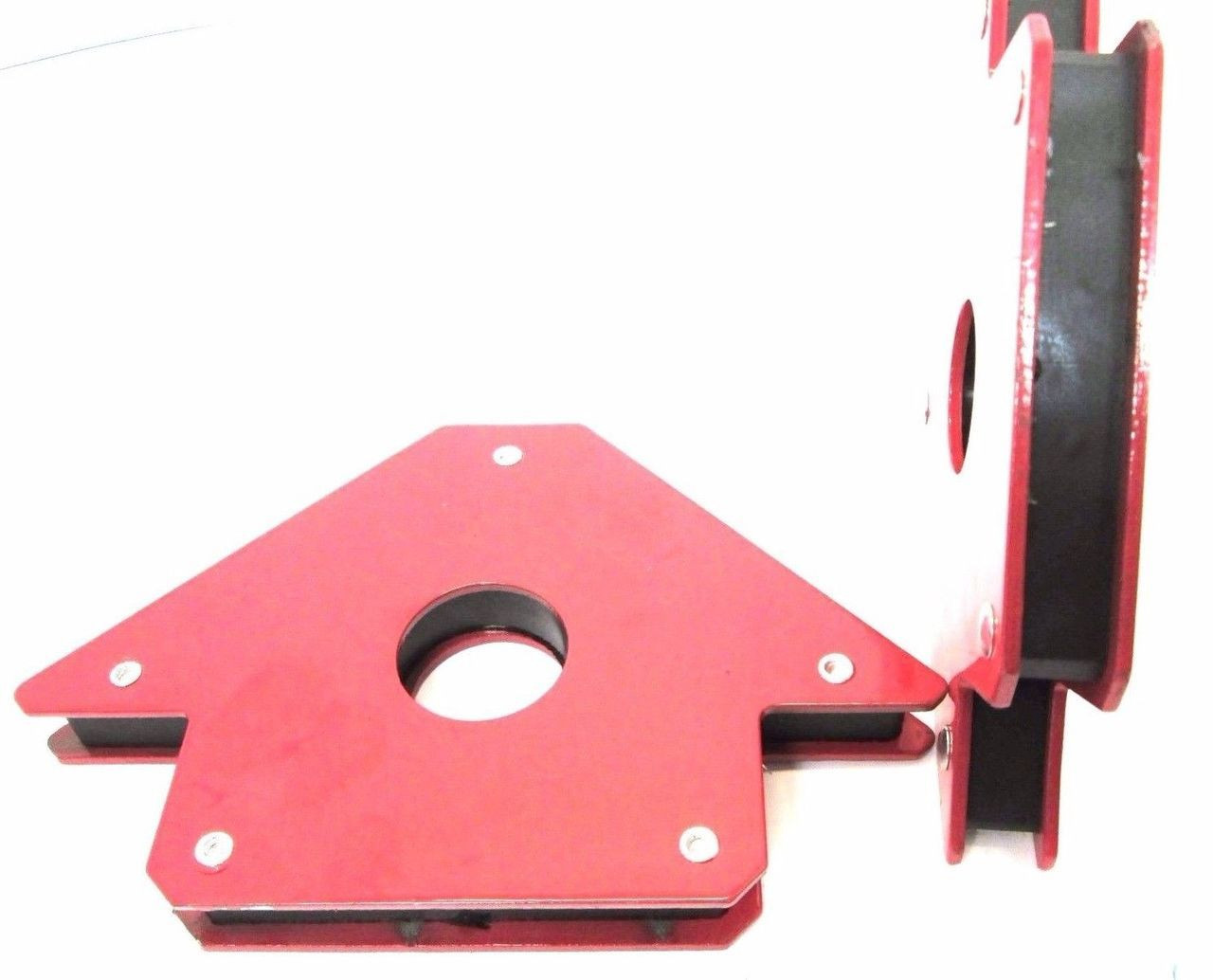 WH034 50lb Large Welding Arrow Magnet Holder Soldering Durable Body Pair x 2
