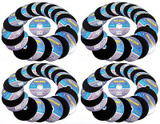 100 Pack Stainless Steel Cutting Discs 115 x 1.2 x 22.2mm Angle Grinder AB037