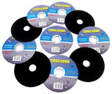 "10 pack Stainless Steel Cutting Discs 4-1/2"" 115mm Angle Grinder AB037"