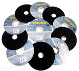 10 Pack  Ultra Thin Metal Cutting Discs for  Stainless Steel Grinders Etc  AB156
