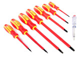 8pc VDE Insulated Screwdrivers Set Electricians 1000V GS IEC Standards SD193