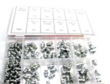 Hydraulic Brake - Grease Nipples Fittings 120PC Assortment Set / Kit TZ 2893