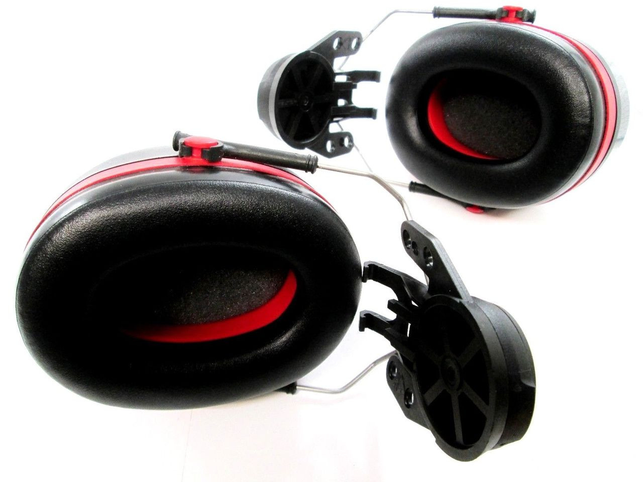 bb4744ec2 3M H540P3H PELTOR Optime III Helmet Mounted Ear Muffs SNR= 34dB Ear  Defenders