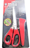 Spear And Jackson Herb Scissors Garden Cutting Tool Stainless Steel 3152HS