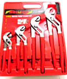 "4 Piece Adjustable Head Water Pump Pliers Set 6""/8""/10""/12"" Plier CT1614"