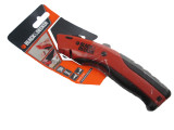 Black & Decker Retractable Utility Blade Knife with Built In Wire Cutter BDHT0-10197