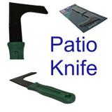 SPEAR & JACKSON Patio Knife Weeder Edging Tool Lightweight Light Weight 4154GCG