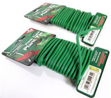 4.8m Garden Twisty Tie Thick Soft Coated Wire Reusable Gardening  x 2 TTIT