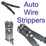 RS Auto Wire Stripper Crimper 0.13 - 6.0mm 24 - 10 AWG 157-0875