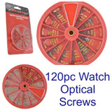 Neilsen 120PC Mini / Tiny Optical Screws Eye Glasses Watch CT4307