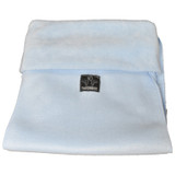 Genuine New Zealand Polo Pancho Baby Blue Scarf Snood Hat Balaclava Poncho 20 Ways To Wear