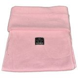 Genuine New Zealand Polo Pancho Baby Pink Scarf Snood Hat Balaclava Poncho 20 Ways To Wear