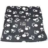 Genuine New Zealand Polo Pancho Black Paw Scarf Snood Hat Balaclava Poncho 20 Ways To Wear