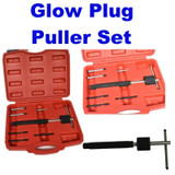 Glow Plug Puller Set Damaged Threads Installer Remover CAR009