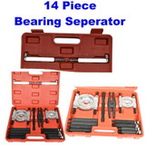 Bearing Separator And Puller Kit 14pc  Set CAR014