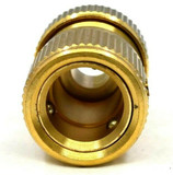Brass Female Garden Hose Connector 1/2 Inch For Water Hose Pipes Quick Release