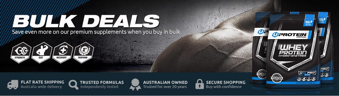 Buy Bulk Protein Powder Online
