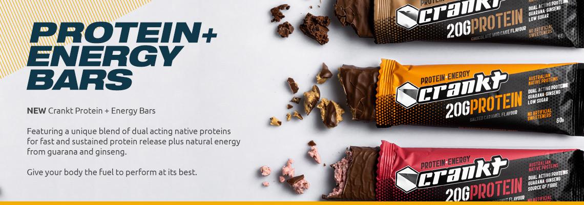 Crankt-Protein Bars