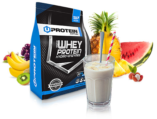 100% Whey Protein Flavours