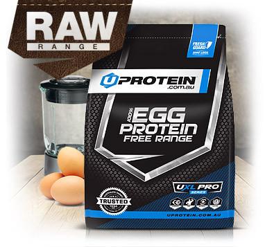 Egg White Protein Powder (Free Range) - 2kgs