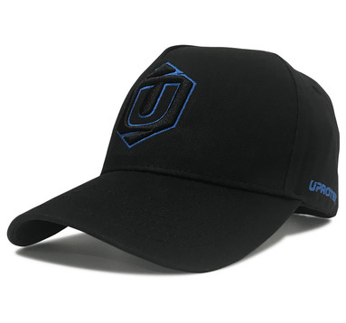 A-Frame Cap - Black/Blue