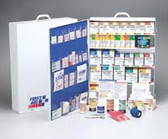 5 Shelf First Aid Station (249-O)