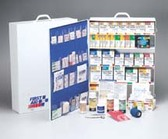 5 Shelf First Aid Station (249-O)