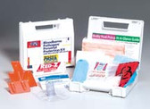 First Aid Only Bloodborne Pathogen 23 Piece Kit