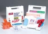 First Aid Only Bloodborne Pathogen 23 Piece Kit