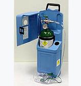 Emergency Oxygen - wall unit
