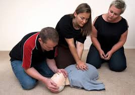 AHA CPR for Family & Friends Training Class
