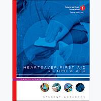 American Heart Association HeartSaver First Aid Book