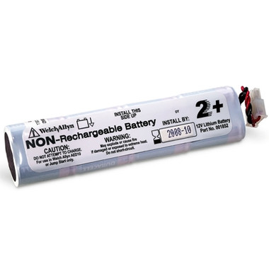 Welch Allyn AED 10 Battery